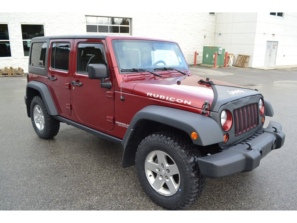 2011 Jeep Wrangler Unlimited - F-3820-1 Full Image 1