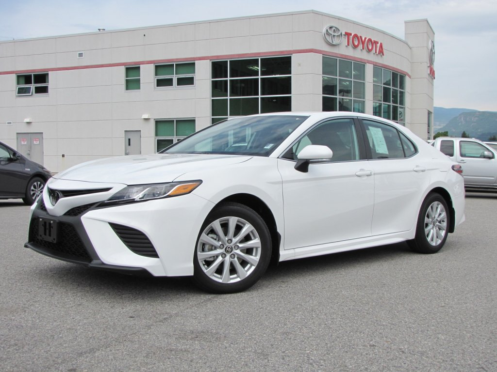 2020 Toyota Camry Camry SE (C-5386-0) Main Image