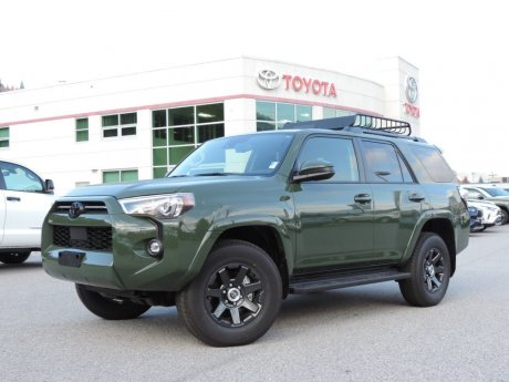 2021 Toyota 4Runner Trail 4x4
