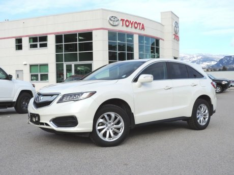 2017 Acura RDX AWD Technology Package