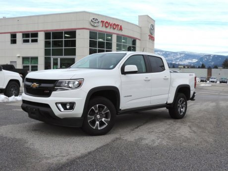 2020 Chevrolet Colorado Z71 4x4