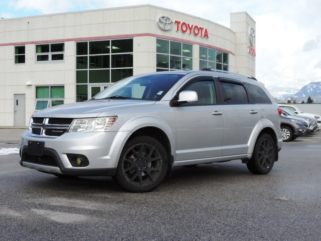 2011 Dodge Journey R/T AWD (T-0169-2) Main Image